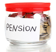 I have a pension. My spouse didn't work for It. Do I have to give up a share, and if so, how much?